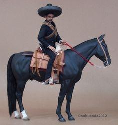 Zapata horse