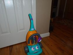 Playskool Cool Crew Dusty the Talking Vacuum - $17