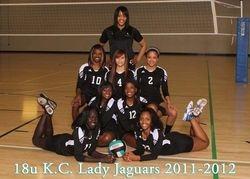 2012 KC Lady Jags 18U