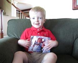 Damon age 2