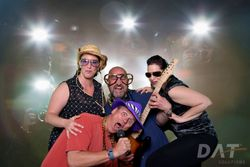 Rock Stars, Music, Green Screen Photo Booth