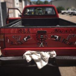 Cherokee Syllabury Truck