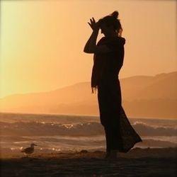 Namate, Kaliji - Salutation Mudra