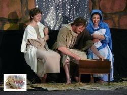 Isiah, Mary and Joseph