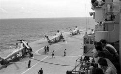40 Commando on HMS Bulwark 1962-3 (2)