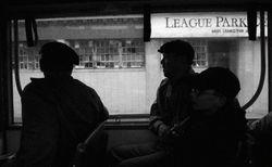League Park - Trolley View