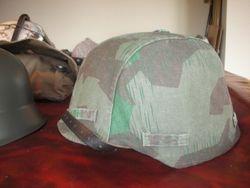 Camouflage Helmet Veriations...