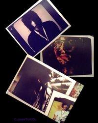 Polaroids from the cover art shoot for BOTT. Shot in Nashville (23 Jan 07)