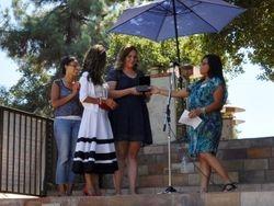 CAFE J Women Taking Award