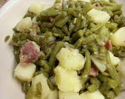 Green Bean -n- Potatoes