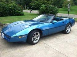 60.87 Chevrolet Corvette.