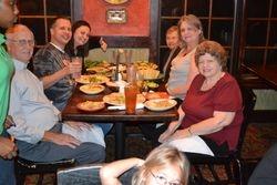 Gringos Fundraiser Attendees