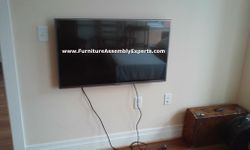 TV wall mount service in Washington DC MD VA