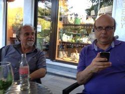 André en Ron