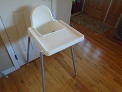 IKEA Antilop High Chair - $25