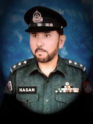 Shaheed DSP Hassan Ali