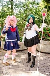 Sailor Pluto Staff