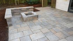Tigard Oregon Paver stones Patio Installation