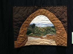 "Bev Kerns ""Guernsey State Park, Wyoming"""