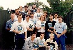 KIWI'S RULE - WORKSHOP 1989