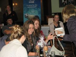 Second Prize - Margaret River Hemp handbag