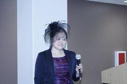 Honoree Michelle Kim