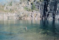 Time for A Swim in Tennessee Water