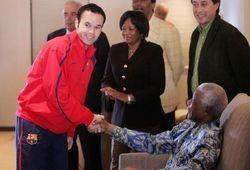 Mandela and Inesta