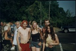 Charlie Cornish, Jade, Keira,, Stuart Knight