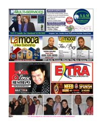 A&M Multiservices LLC / La Moda Unisex Barbershop / Extra