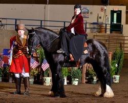 2012 Gypsy National Championships - National Champion Side Saddle