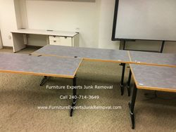 Junk office furniture removal in towson MD