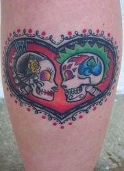 Punk Rock Heart on Jess