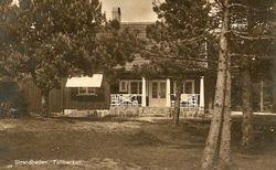 Hotell Tallbacken 1934