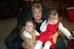 Mommom and girls.