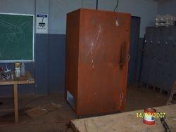 Anti rust to prevent