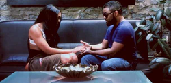 Demetria McKinney & Musiq Soulchild In Her Music Video 'Still Believe In Love'