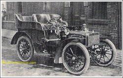 Rolls Royce. 1901.