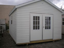 14x20 w/ colonial doors