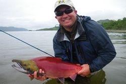 Sockeye Salmon- Alaska