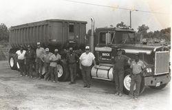 1986 Southern Brick Mining Crew