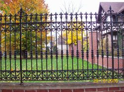 Residential fence Repairs