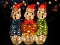 The Caroling Snowmen