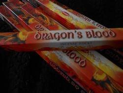 Rökelsestickor Dragons Blood