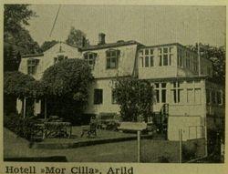 Hotell Mor Cilla 1960