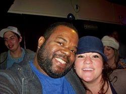 Michael Cobb & Bianca!