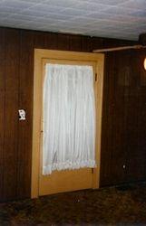 Before picture of door
