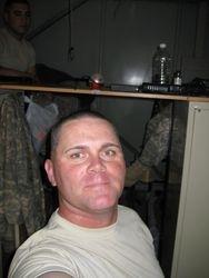 Sgt Kelly Hudgins