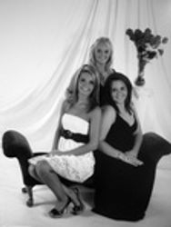 Sandi and Daughters: Krystal and Ashley