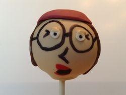 Meg Griffin Cake Pops